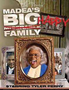 Madea's Big Happy Family (2011) Full Movie Streaming HD