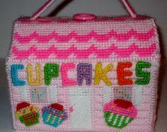tag along cupcake cottage by TagAlongToyZ on Etsy, $35.00