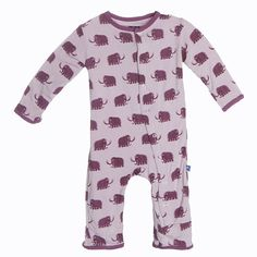 Sweet Pea Mammoth Coverall