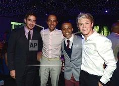 Twitter / 1DAsiaCrew: #New Niall at JLS charity event ...