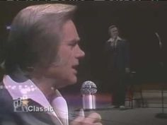 George Jones - If Drinking Don't Kill Me - great live performance