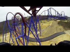 Puke and Rally: five record-breaking amusement rides are coming to America | Roadtrippers
