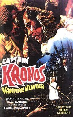 Captain Kronos, Vampire Hunter.