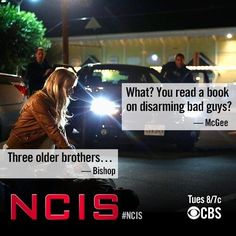 #NCIS yup that will do it ...