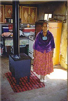 """Stove Assistance Program    Old Stove  Our """"STOVE ASSISTANCE PROGRAM"""" helps many Native American families who are in desperate need for the heat during our cold winters here in the southwest. $539"""