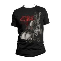 Avenged Sevenfold - Spineclimber T-Shirt $17.95