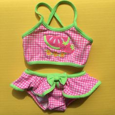 Vintage Toddler Bikini with Watermelon in Pink Gingham available for sale here... https://www.etsy.com/listing/386438872/vintage-bikini-pink-and-white-gingham?ref=shop_home_feat_4 #vintage #babyvintageclothes #vintagebabyclothes #baby #babyclothesforsale #vintagebaby #vintagestyle #vintagebabystyle #babystyle #babyclothes #estyshop #estyvintage #etsyvintageshop #toddlerclothes #toddlervintage