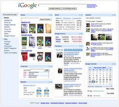 Google acaba com iGoogle e outros produtos