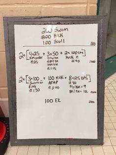 Swimming Workouts, Fun Workouts, Competitive Swimming, Swim Sets, Swim Lessons, Bike Run, Workout Ideas, Workout Motivation, Stretches