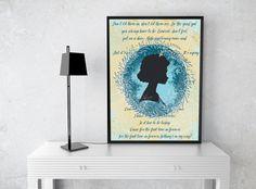 Disney Frozen Queen Elsa. Digital Art Instant by febrelleart