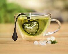 Heart Tea Infuser - $20 | The Gadget Flow