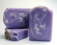 Lavender Soap Cold Process Soap Lavender Handmade by Clensberry Lush Soap, Lavender Soap, Soap For Sensitive Skin, Oatmeal Soap, Honey Soap, Organic Essential Oils, Goat Milk Soap, Lotion Bars, Cold Process Soap