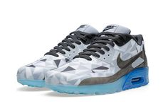 NIKE AIR MAX 90 ICE (WOLF GREY/ANTHRACITE) - Sneaker Freaker