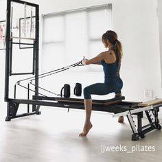"1,981 Likes, 65 Comments - Joni Weeks (@jjweeks_pilates) on Instagram: ""Oh my word what a great challenge, stability, stability, stability ☝️glutes and quads on…"""