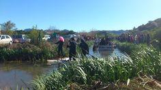 Participantes de la Baixà del riu Bullent 2013