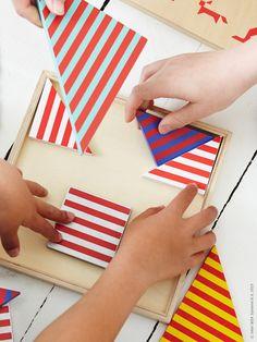 På IKEA tycker vi att barnen är de viktigaste människorna i världen.   Idag den 23 oktober lanserar vi LATTJO - en ny lekkollektion som ska inspirera barn och vuxna att leka mer tillsammans!