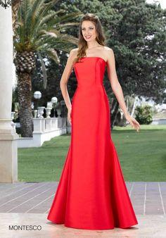 Rosa Rueda Colección 2016 - Vestido de fiesta - ENTRENOVIAS - Tomelloso