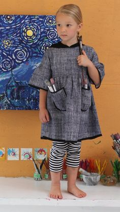 Redfish Kids Clothing Online Store Dolce Dress For Koi A To Cute