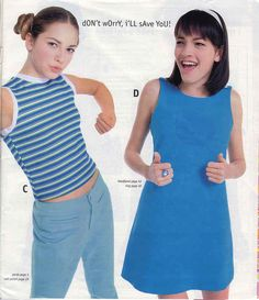 31 Things You Desperately Needed From The Delia's Summer '96 Catalog