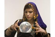 How to Make a Crystal Ball for Halloween   eHow