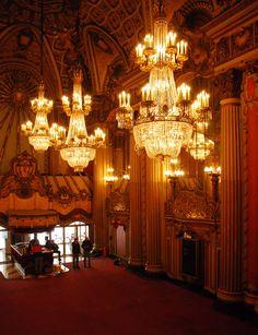 Los Angeles Theatre Lobby