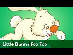 Sing Along: Little Bunny Foo Foo (with lyrics) by Hannah Heller - YouTube