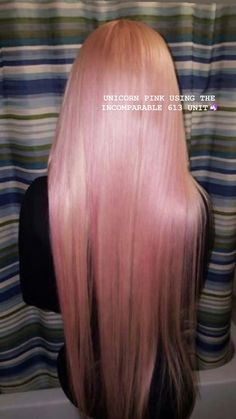 Colorful Lace Front Wigs, Hairstyle Ideas, Hairstyles, Sew Ins, Summer Colors, Hair Colors, Hair Inspo, Perfect Fit, Weave