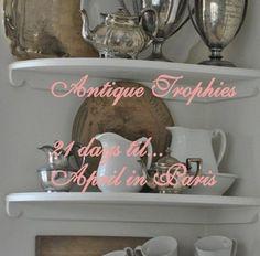 Blog | M Interiors Design: preparing a Paris flea shopping list...