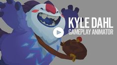 Demo reel featuring work from Gigantic, League of Legends, and Halo 5. KyleDahl.com