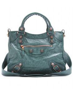 e04628409b6 Pine green Balenciaga Balenciaga Tote, Holy Chic, Designing Women, Clothing  Items, Luxury