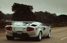 you Countach this...