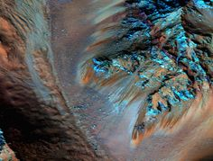 NASA confirms the best-ever evidence for water on Mars - The Washington Post.