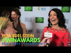 Lisa Edelstein #GG2D at the 17th Annual Women's Image Awards #WINAwards17