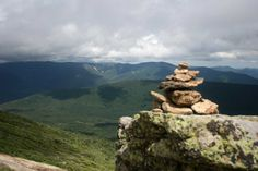 Vue de la crête, mont Lafayette, New Hampshire, juillet 2016 New Hampshire, Lafayette, Mountains, Nature, Travel, Naturaleza, Voyage, Trips, Traveling