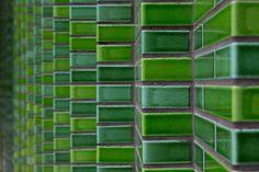 Glazed bricks--tiles - Pyrolave Australia