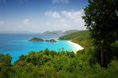 The U.S. Virgin Islands Will Pay You to Visit in 2017 - Condé Nast Traveler