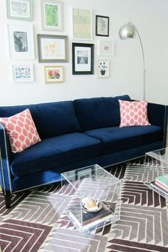 Best Martha Angus Living Rooms Baby Blue Walls Back To 400 x 300