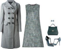 SevenRoses: Dolce & Gabbana, Jewel Button Coat