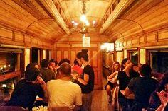 Devido a grande procura, bar dentro de vagão de trem na Mooca estende temporada