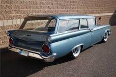 Afbeeldingsresultaat voor 59 Ford 2-Door Ranch Wagon