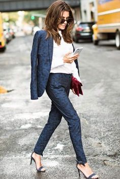 Fashionable work Outfits to achieve a Career Girl Image ☆ See more: http:/