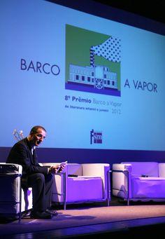 Prêmio Barco a Vapor de Literatura, 2012 Fundação SM_MIS Museu da Imagem e do Som