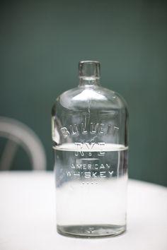 Bulleit Rye bottle