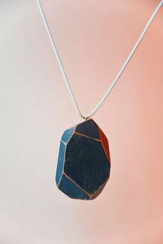 N.3 - SULPHUR / Materia Prima Necklace