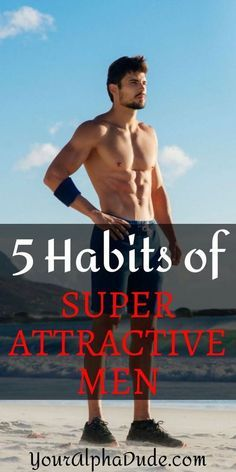 What are the 5 habits of super attractive men? If you want to find out the read this article and you will find out those amazing 5 habits which makes any man 100 times more attractive then they currently are. How To Look Attractive, Attractive Men, Men Tips, Men Style Tips, Alpha Male Traits, Best Hobbies For Men, Trendy Mens Fashion, Smart Men, My Hairstyle