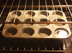 Use A Muffin Tin For Better Bread Crusts