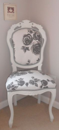 Chair refurbishment
