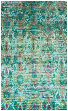 "The most BEAUTIFUL collection of rugs...Aquasilk 7'8""x12'8"": - ABC Carpet & Home"