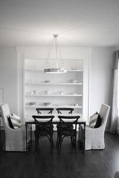 Flourish Design & Style - fabulous dining room.