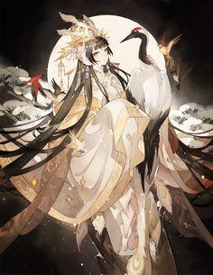 Page 2 Read Fanart game: Miracle Nikki/Ngôi sao thời trang from the story [SƯU TẦM] Anime Art by Convalaria (Linh Lan) with 802 reads. Manga Anime, Art Manga, Manga Girl, Anime Chibi, Beautiful Anime Girl, Anime Artwork, Anime Style, Chinese Art, Asian Art